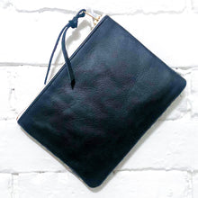 Load image into Gallery viewer, The Mini Pouch (Black and Ivory)
