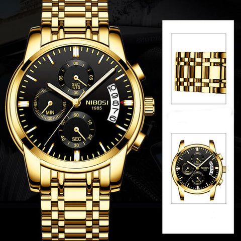 Image of Luxury Chronograph Multi-function Watch