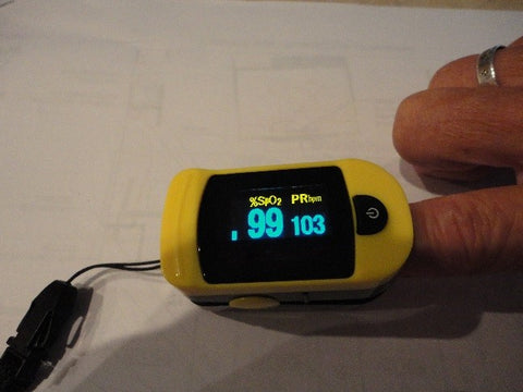 Blood Pressure and Pulse Oximeter