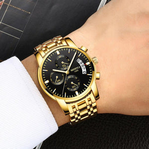 Luxury Chronograph Multi-function Watch