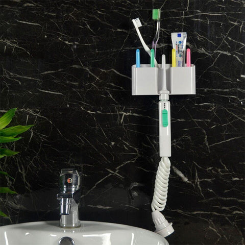Tired of Toothbrushes That Don't Clean Effectively Between Your Teeth?