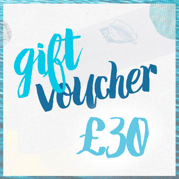 SurfGirl Beach Boutique, Gift Voucher, £30