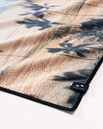 Slowtide 'Cast' Laserwolf Colab Microfibre Travel Towel