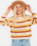 Rip Curl 'Golden Days' Knitted Sweater