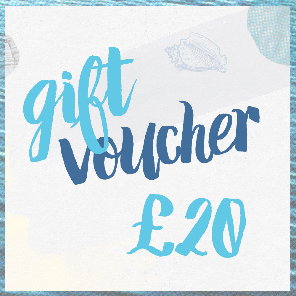 SurfGirl Beach Boutique, Gift Voucher, £20