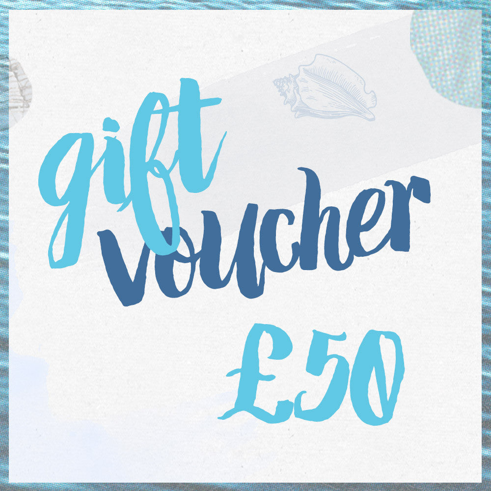 Beach Boutique £50 Gift Voucher