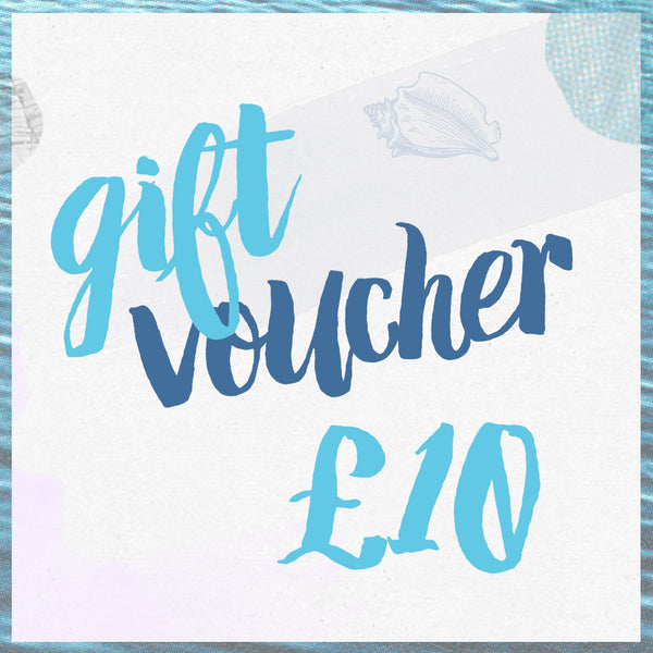 SurfGirl Beach Boutique, Gift Voucher, £10