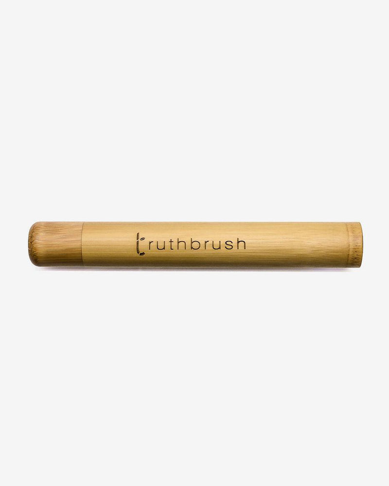 Bamboo Toothbrush Travel Case by Truthbrush