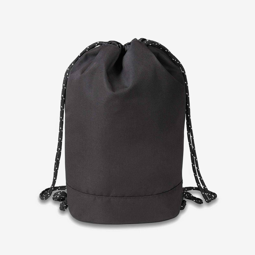Dakine Cinch Pack 16L Drawstring Bag in Black Sun Peak