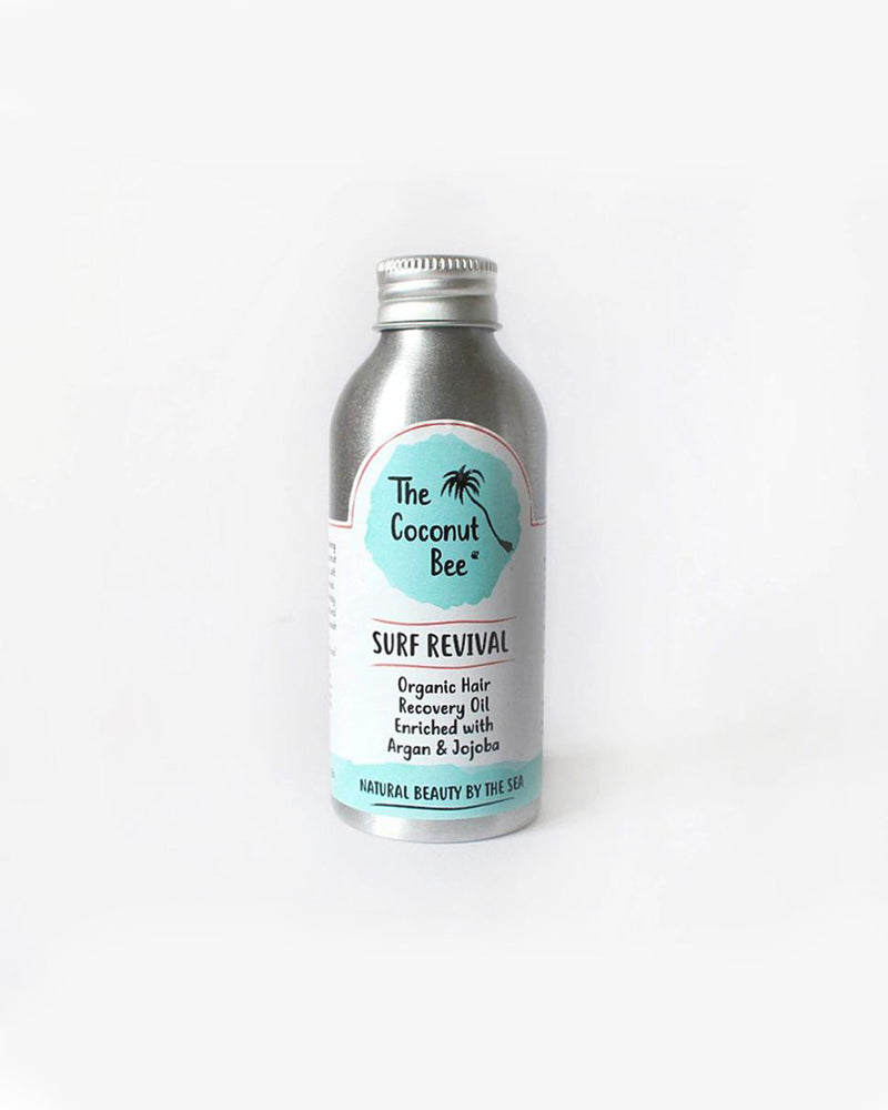 SurfGirl Beach Boutique Natural The Coconut Bee 'Surf Revival' - Hair Repair Oil 125ml