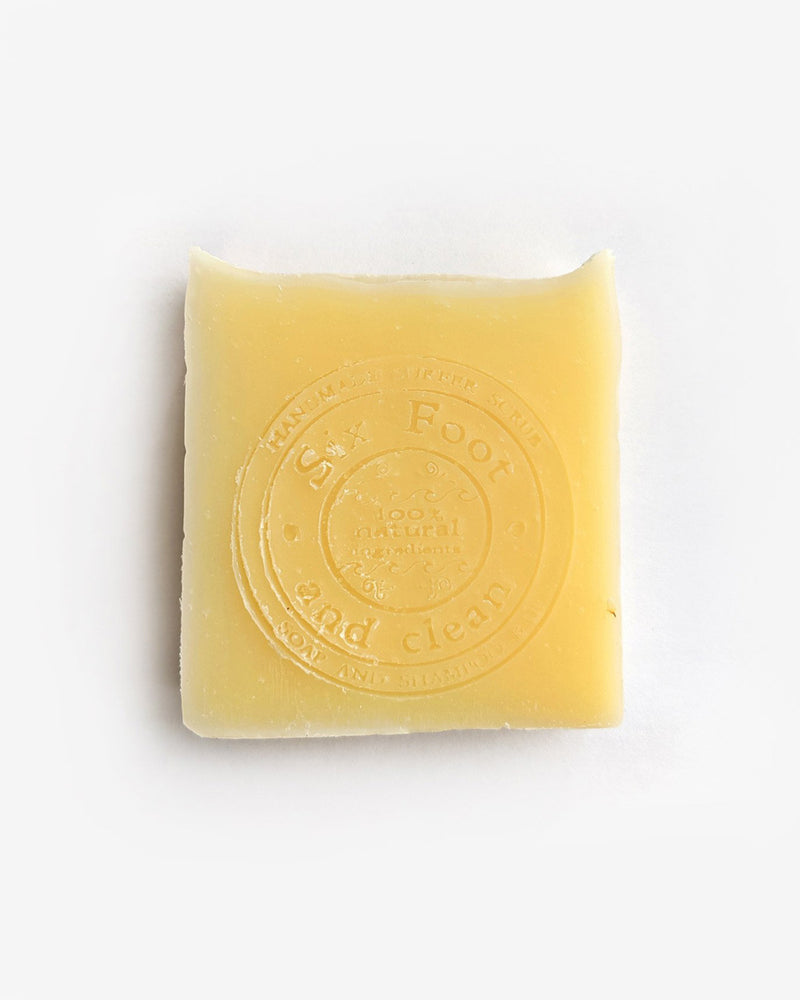 'Head High & Clean' 100 % Natural Shampoo Bar