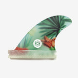 SurfGirl Beach Boutique Surf Surfing Surfboard Fin Koalition Aloha Spirit Tropical Floral Side Bites