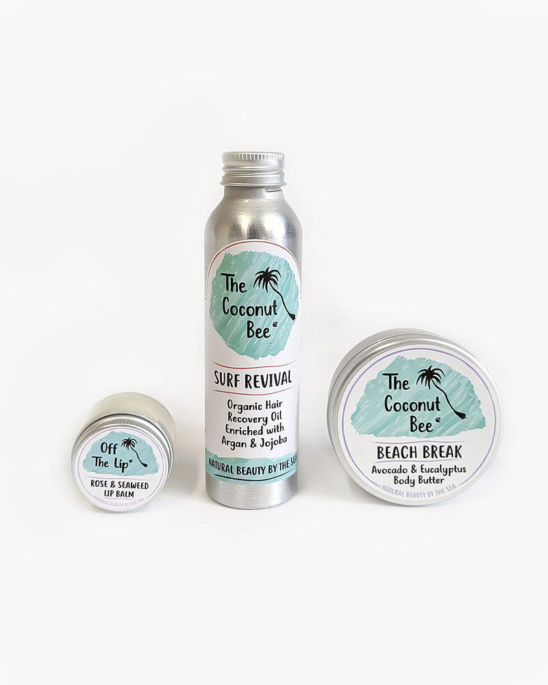 The Coconut Bee Gift Set - Full Size Trio