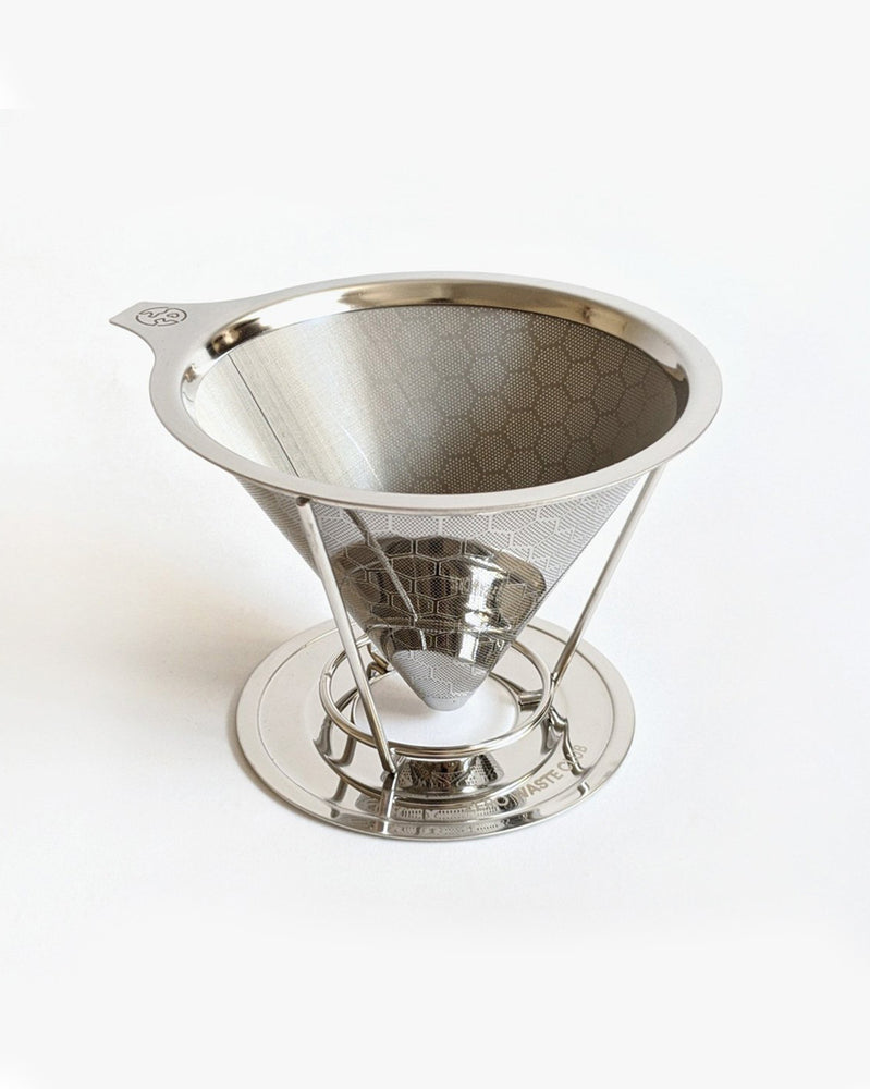 Reusable Stainless Steel Coffee Filter