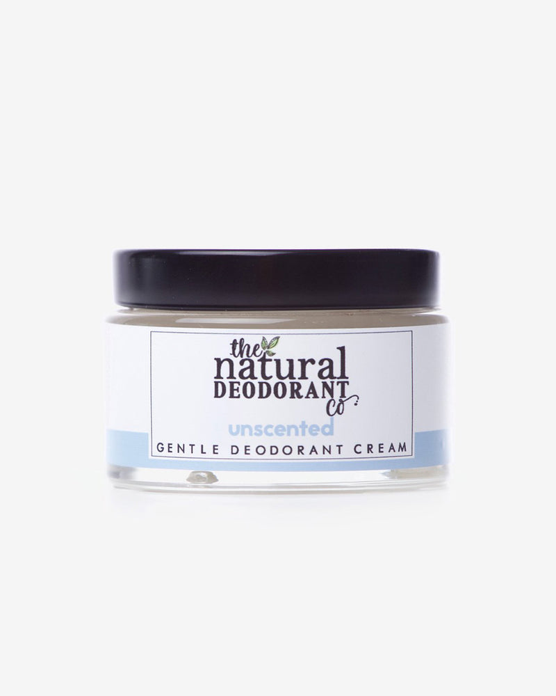 Unscented Gentle Natural Deodorant Cream