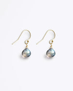 Isla Drop Earrings in Labradorite by Wanderlust Life