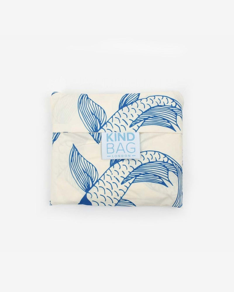 Koi-Fish Reusable Shopping Bag by Kind Bag