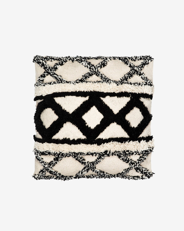SurfGirl Beach Boutique Scandi Boho Bohemian Cotton Textured Cushion Home Interior