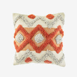 SurfGirl Beach Boutique Home Decor Interior Bohemian Cotton Textured Cushion