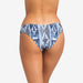 SurfGirl Beach Boutique Rip Curl 'Moon Tide' Ladies Cheeky Pant Pattern Bikini Bottoms