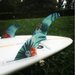 Koalition Fins - Aloha Spirit Thruster Set 4.5""