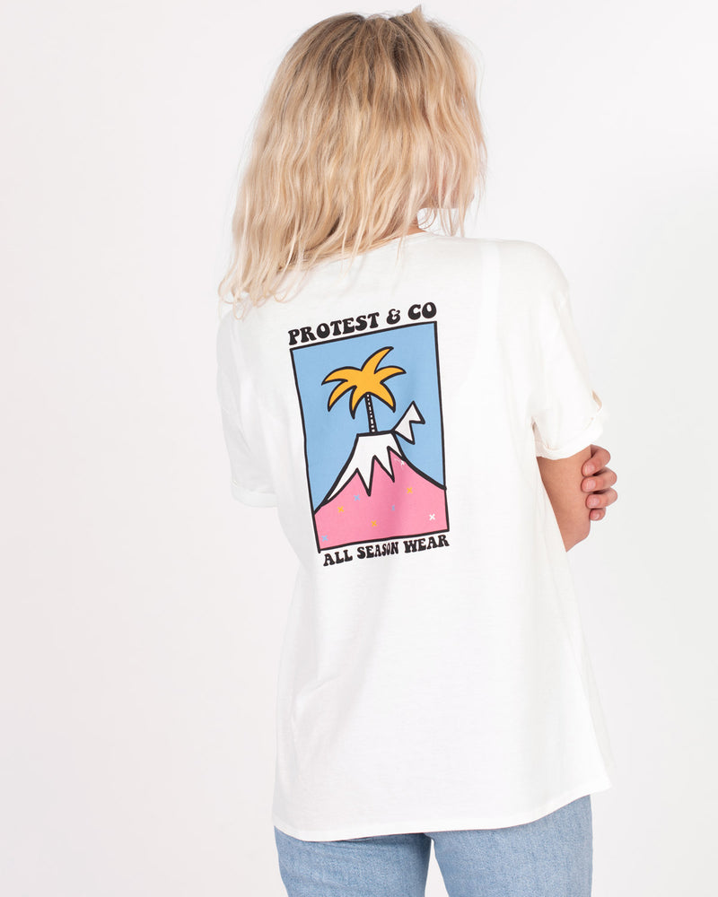 'Harlem' Volcanic Tee by Protest