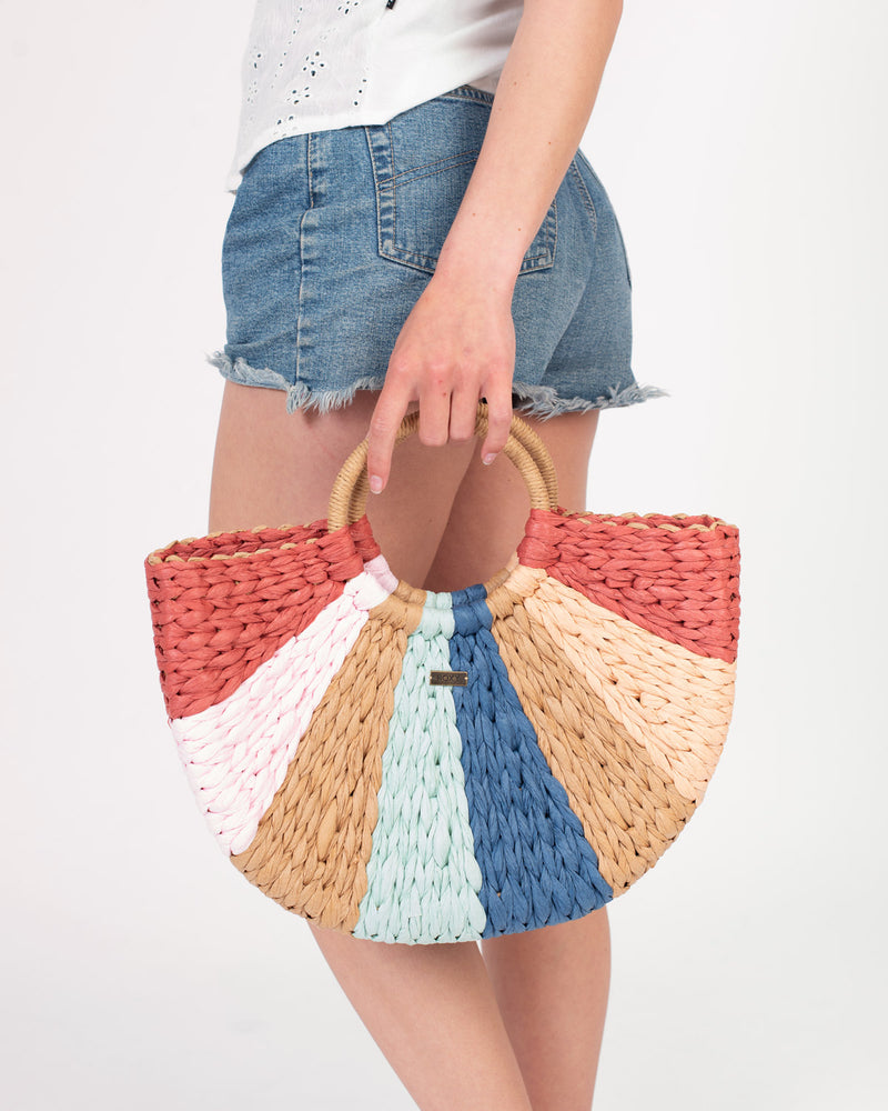 'Salt Water Therapy' Woven Bag