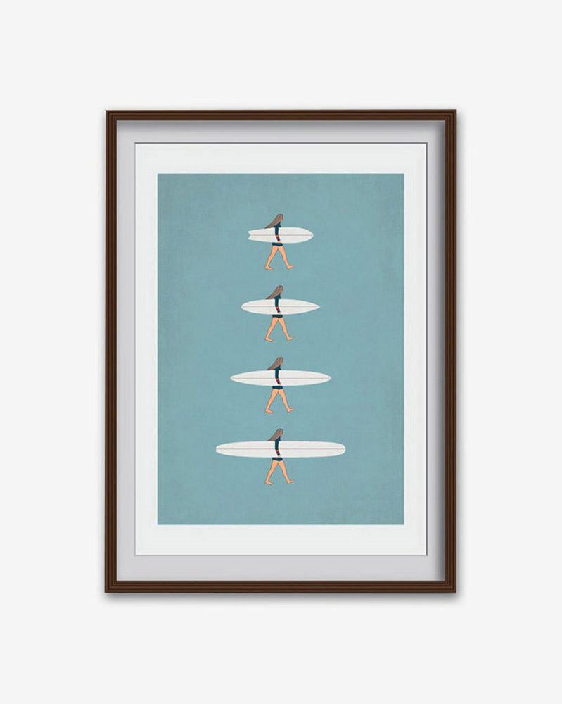 'Quiver' Print (various sizes)