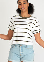 Vans X Surf Supply Roll Out Stripe Tee