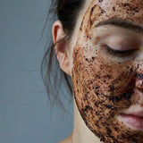 Herbal Blend Coffee Face Scrub by UpCircle