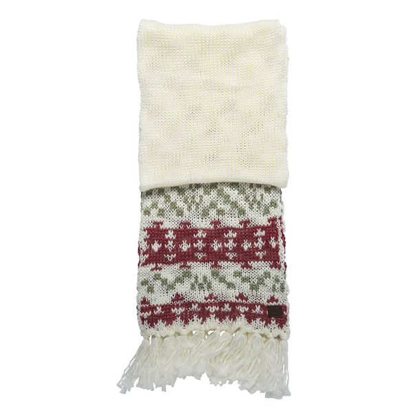 SurfGirl Beach Boutique Rip Curl Chilampo Knit Knitted Scarf