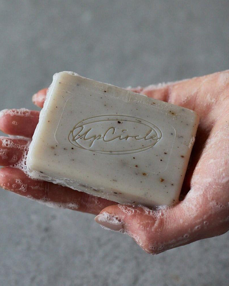 Fennel + Cardamom Chai Soap Bar by UpCircle