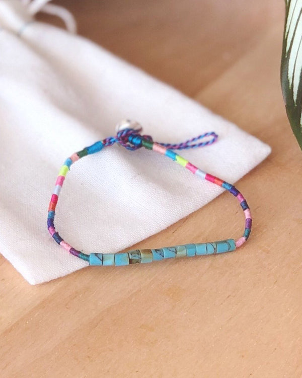 At.Aloha - Hula Beaded Bracelet