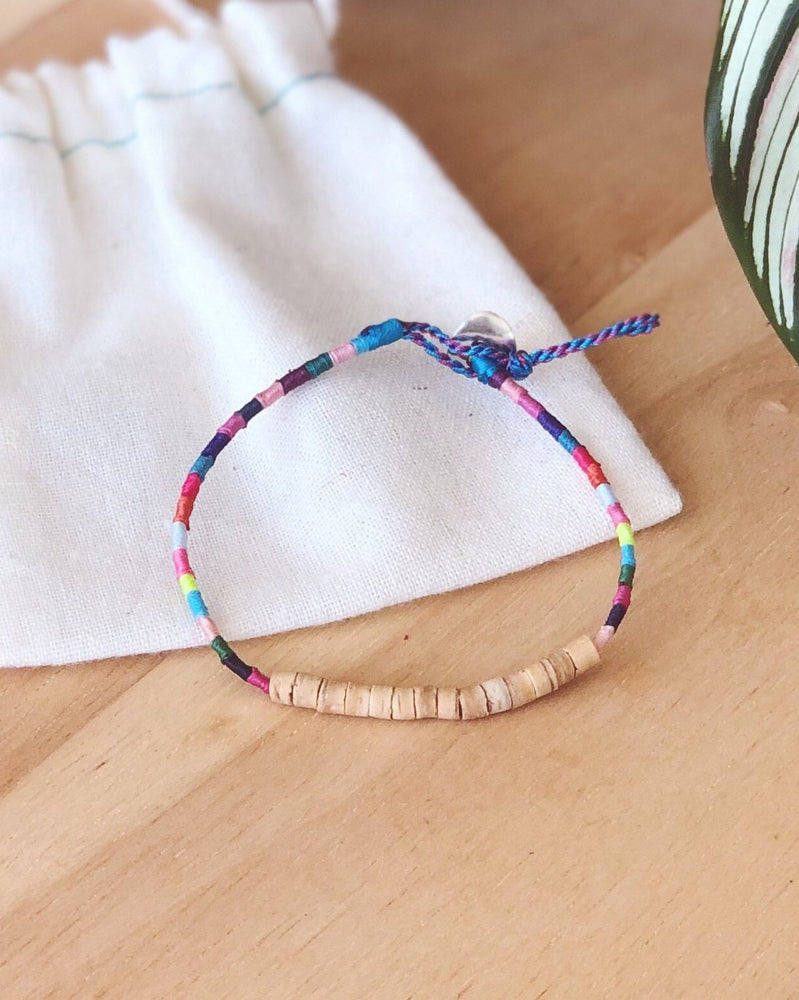 At.Aloha - Lelo Beaded Bracelet
