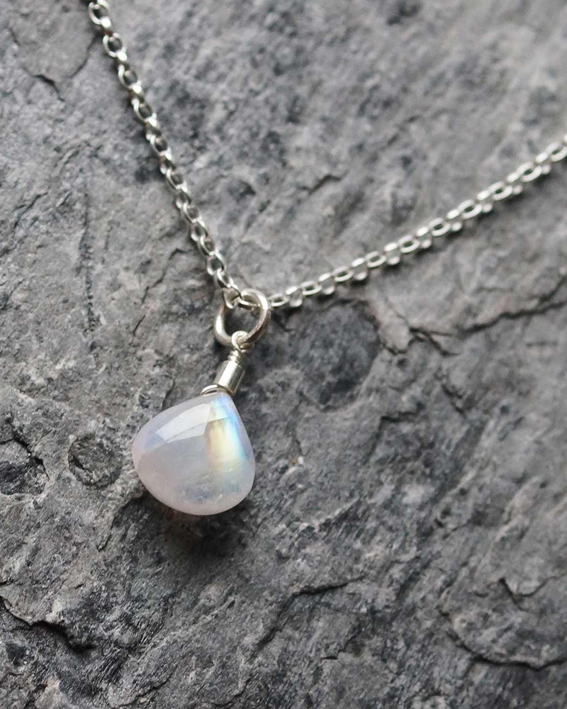 Sadie Jewellery Moonstone Pendant Necklace