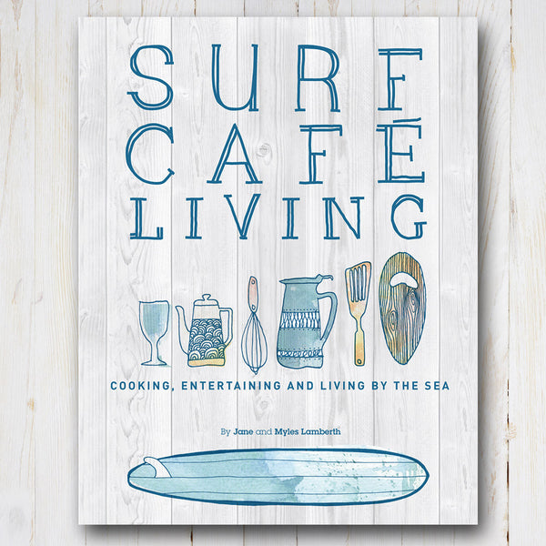 Surf Café Living Book