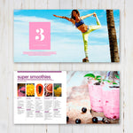 SurfGirl Beach Boutique The Surf Girl Guide To Surf Fitness Book Surfing Manual