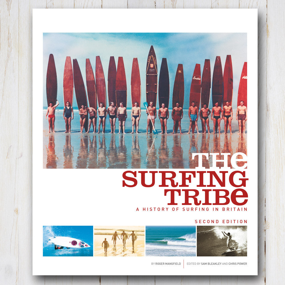 The Surfing Tribe - Second Edition with Free T-Shirt