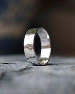 Sadie Jewellery Thin Glimmer Ring