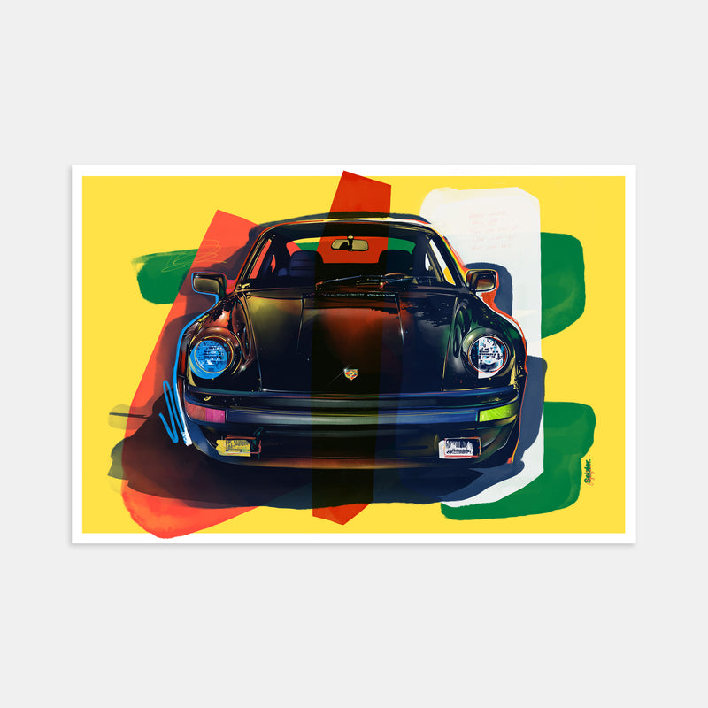 Turbo Print by Stephen Selzler