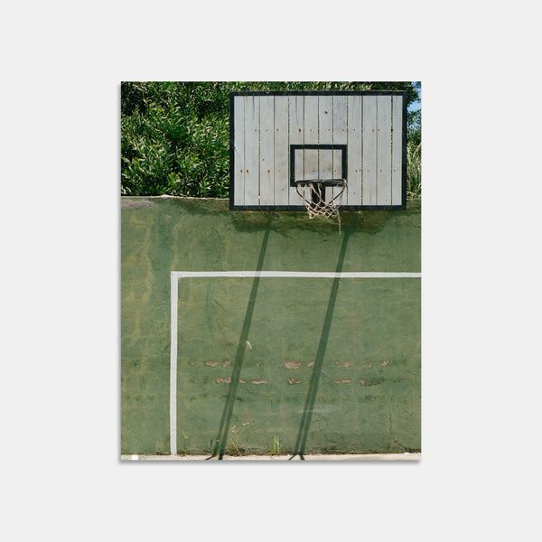 Backyard Basketball - Manantiales, Uruguay