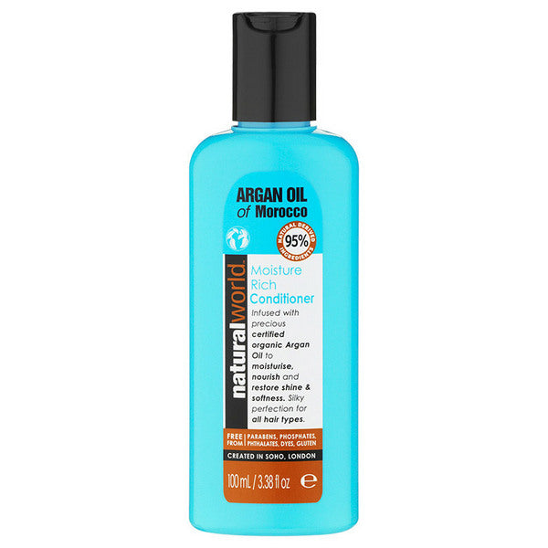 Conditioner Moroccan Argan Oil Natural World
