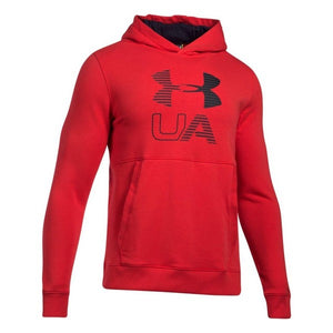 Men's Hoodie Under Armour 1299143-600 Red