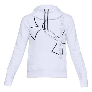 Women's Hoodie Under Armour 1320608-100 White