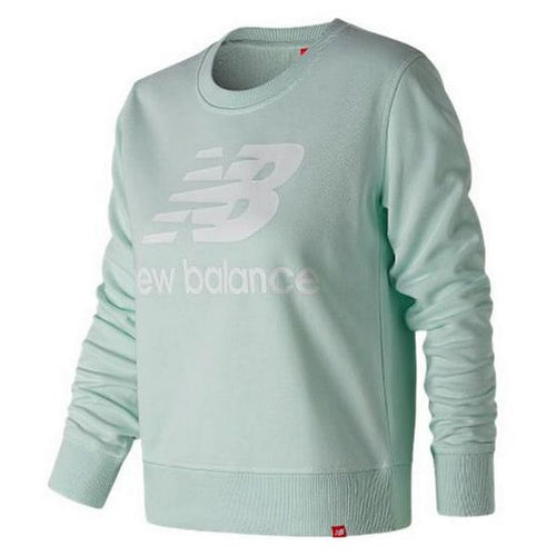 Women's Sweatshirt without Hood New Balance WT91585WVP