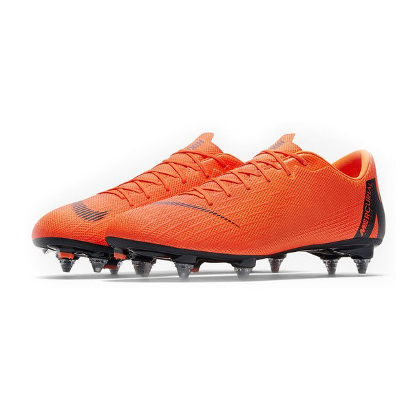 Adult's Football Boots Nike Mercurial Vapor 12 Academy SG Pro Orange