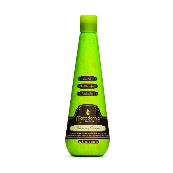 Volumising Shampoo Natural Oil Macadamia