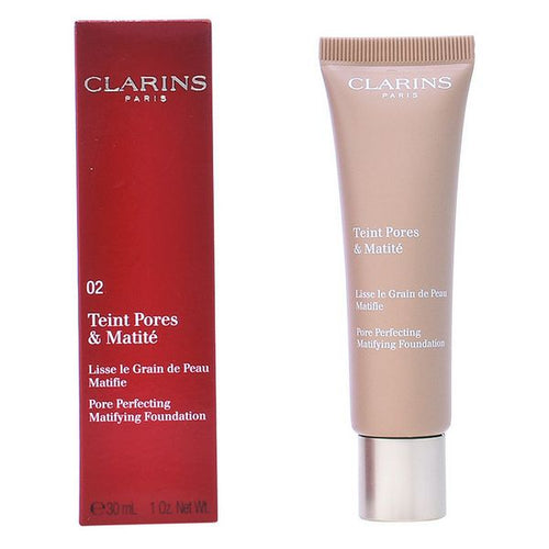 Foundation Clarins 9459