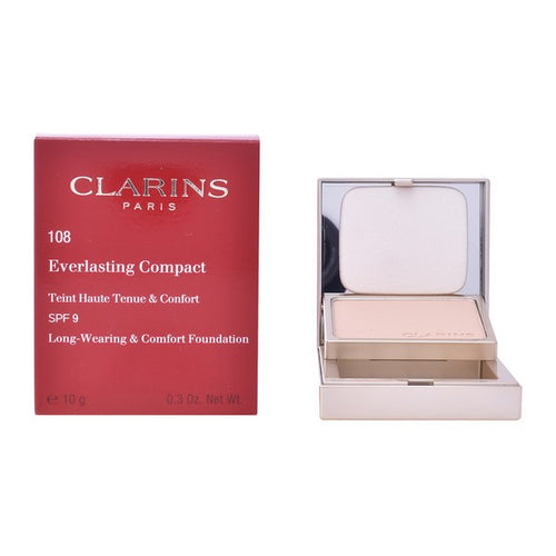 Compact Powders Everlasting Clarins