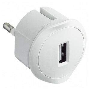 Wall Charger Legrand 050680 USB 5V White